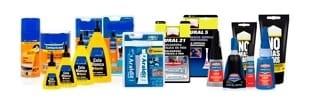 Imagen para la categoría Adhesivos y Pegamentos Suministros